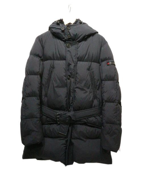 PEUTEREY(ビューテリ-)PEUTEREY (ビューテリ-) ダウンジャケット ネイビー サイズ:44 HURRICANE 47253051の古着・服飾アイテム
