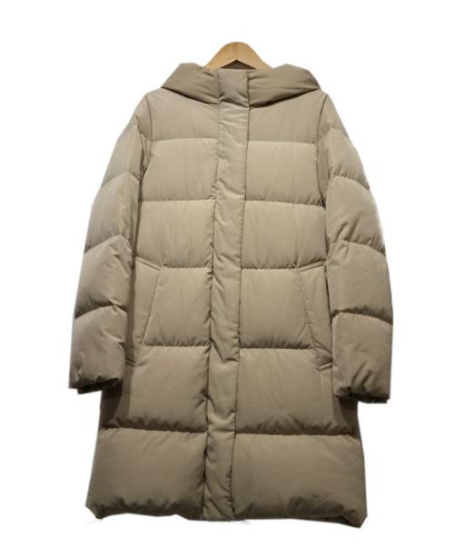 MACKINTOSH LONDON(マッキントッシュ ロンドン)MACKINTOSH LONDON (マッキントッシュ ロンドン) ダウンコート アイボリー サイズ:40の古着・服飾アイテム