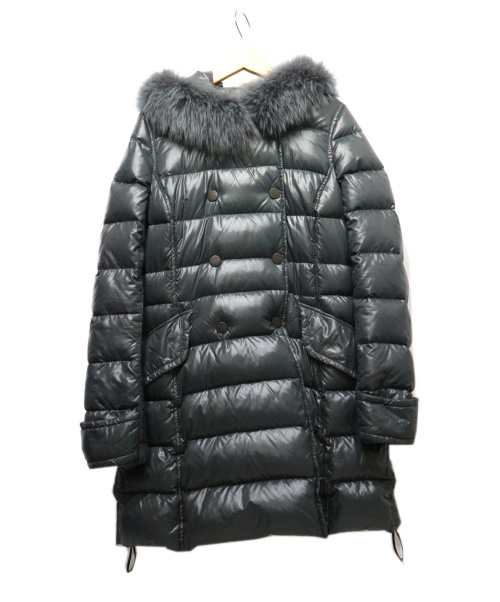 DUVETICA(デュベティカ)DUVETICA (デュベティカ) ダウンコート チャコールグレー サイズ:42の古着・服飾アイテム