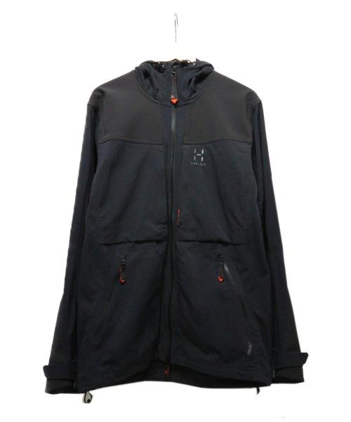 HAGLOFS(ホグロフス)HAGLOFS (ホグロフス) Rugged Fjell Jacket ブラック サイズ:Sの古着・服飾アイテム