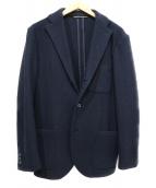 Traditional Weatherwear(トラディショナルウェザーウェア)の古着「テーラードジャケット」|ネイビー