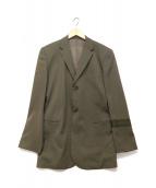 UNDERCOVER(アンダーカバー)の古着「テーラードジャケット」|オリーブ