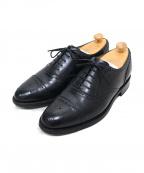 Lloyd footwear(ロイドフットウェア)の古着「ブローグシューズ」|ブラック