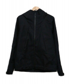 Descente ALLTERRAIN(デサントオルテライン)の古着「ACTIVE SHELL JACKET」|ネイビー