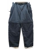 NIKE ACG(ナイキエーシージー)の古着「クライミングパンツ」|ブラック
