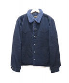 TENDERLOIN(テンダーロイン)の古着「ランチジャケット」|ネイビー