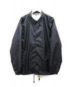 COMME des GARCONS(コムデギャルソン)の古着「コーチジャケット」 ブラック