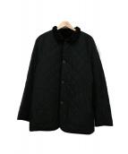 MACKINTOSH LONDON(マッキントッシュ ロンドン)の古着「キルティングコート」|ブラック