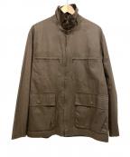 GRENFELL(グレンフェル)の古着「ブルゾン」|ブラウン