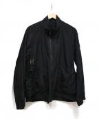 BACH(バッハ)の古着「ナイロンジャケット」 ブラック