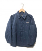 THE NORTH FACE()の古着「ZEPHER MOUNTAIN SHIRT」|ネイビー