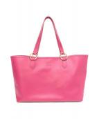 ()の古着「トートバッグ」 ピンク