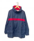NAUTICA(ノーティカ)の古着「ジップアップジャケット」|ネイビー