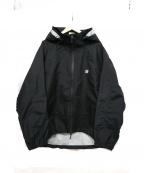 UNDEFEATED(アンディフィーテッド)の古着「MOUNTAIN PARKA」|ブラック