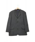 ()の古着「ウールジャケット」 グレー
