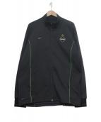 ()の古着「トラックジャケット」 ブラック