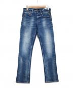 REPLAY(リプレイ)の古着「デニムパンツ」|ブルー