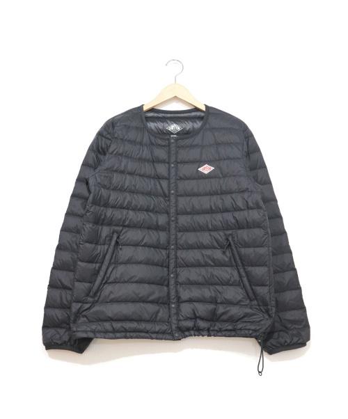 DANTON(ダントン)DANTON (ダントン) インナーダウンジャケット ブラック サイズ:42の古着・服飾アイテム