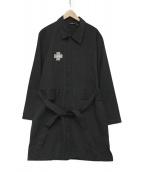 LIBERE(リベーレ)の古着「ドクターコート」|ブラック