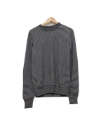 Maison Martin Margiela()の古着「ELBOW PATCH KNIT」|グレー