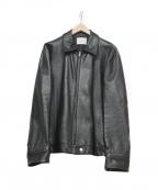 SUB-AGE.(サベージ)の古着「レザージャケット」|ブラック