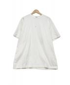 SEQUEL(シークエル)の古着「ロゴTシャツ」 ホワイト