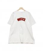 GOD SELECTION XXX()の古着「プリントTシャツ」|ホワイト