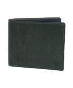 cocomeister(ココマイスター)の古着「2つ折り財布」|ダークグリーン