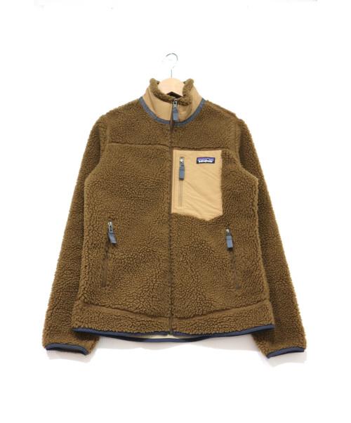 Patagonia(パタゴニア)Patagonia (パタゴニア) Ws Classic Retro-X Jacket ブラウン サイズ:Sの古着・服飾アイテム