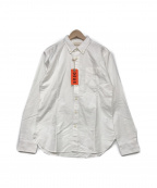 DEUS EX MACHINA(デウス エクス マキナ)の古着「ボタンダウンシャツ」|ホワイト