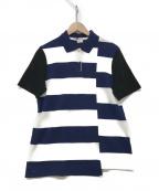 LACOSTE(ラコステ)の古着「ポロシャツ」|ネイビー