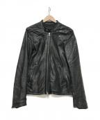 HARE(ハレ)の古着「ライダースジャケット」 ブラック