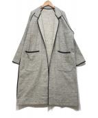 SHENERY(シーナリー)の古着「ロングコート」|グレー