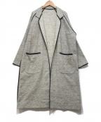 SHENERY(シーナリー)の古着「ロングコート」 グレー