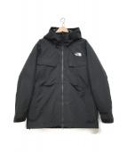 THE NORTH FACE(ザ ノース フェイス)の古着「Fourbarrel Triclimate Jacket」|ブラック