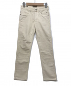 SIVIGLIA(シビリア)の古着「5ポケットパンツ」|アイボリー