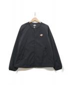 DANTON(ダントン)の古着「インサレーションジャケット」|ブラック