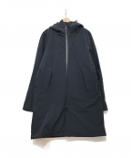 DESCENTE ALLTERRAIN(デザイント オルテライン)の古着「MOBILE THERMO INSULATED 2 IN 1」|ネイビー