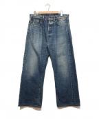 TENDERLOIN(テンダーロイン)の古着「デニムパンツ」|ブルー