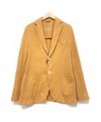 CIRCOLO 1901(チルコロ1901)の古着「テーラードジャケット」 ブラウン