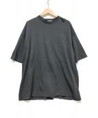 ()の古着「Oversized Insideout T-shirt」|グレー
