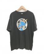New Era(ニューエラ)の古着「Tシャツ」|ブラック