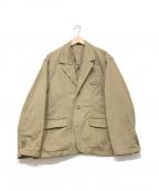 EEL(イール)の古着「ジャケット」 ベージュ
