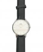 Daniel Wellington(ダニエルウェリントン)の古着「腕時計」|ホワイト