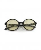 KANEKO OPTICAL(金子眼鏡)の古着「サングラス」 ブラック