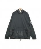 NIKE()の古着「パーカー」|ブラック