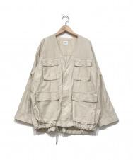 Spick and Span (スピックアンドスパン) M65リワークフィールドジャケット ベージュ サイズ:38