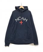 Noah(ノア)の古着「パーカー」 ネイビー