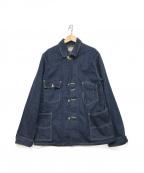 FULLCOUNT(フルカウント)の古着「デニムジャケット」 ブルー