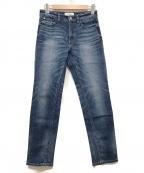 UNTITLED()の古着「デニムパンツ」|ブルー